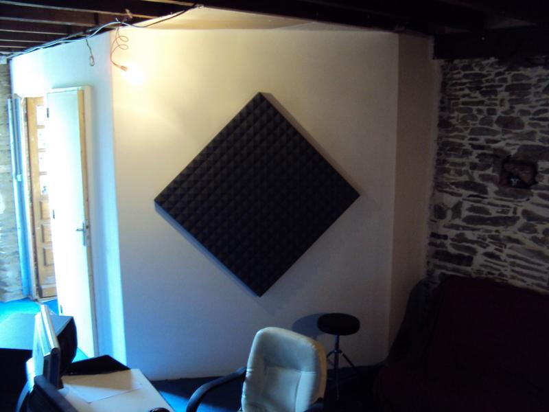 photos du studio d 39 enregistrement 159 bis. Black Bedroom Furniture Sets. Home Design Ideas